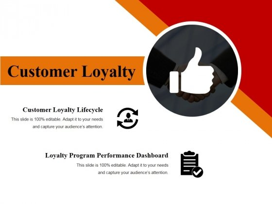Customer Loyalty Template 2 Ppt PowerPoint Presentation Slides Skills