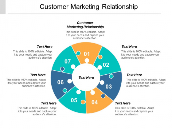 Customer Marketing Relationship Ppt PowerPoint Presentation Gallery Example Topics Cpb