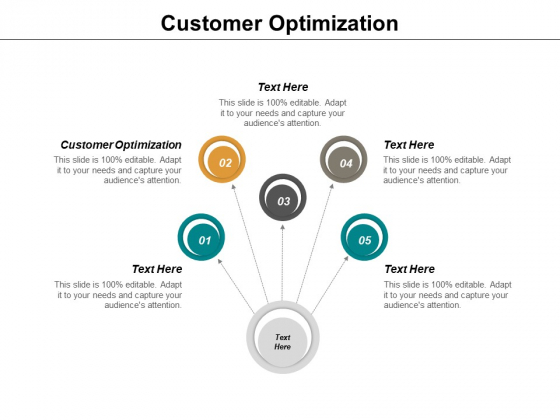 Customer Optimization Ppt PowerPoint Presentation Infographic Template Shapes