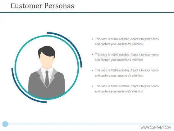 Customer Personas Ppt PowerPoint Presentation Icon