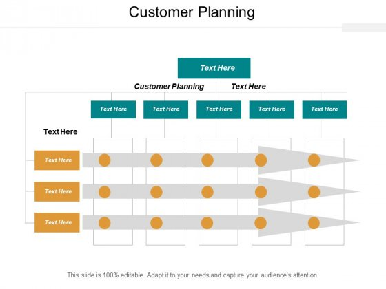 Customer Planning Ppt PowerPoint Presentation Layouts Diagrams Cpb