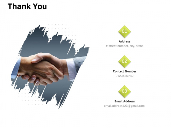 Customer Relationship Management In Freehold Property Thank You Ppt Slides Themes PDF