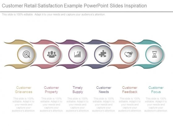 Customer Retail Satisfaction Example Powerpoint Slides Inspiration