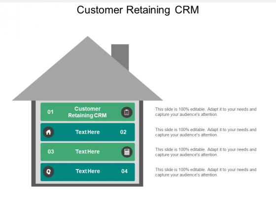 Customer Retaining CRM Ppt PowerPoint Presentation Inspiration Smartart Cpb Pdf