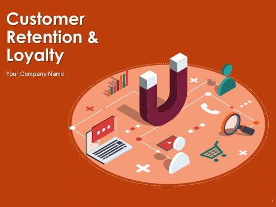 Customer Retention And Loyalty Ppt PowerPoint Presentation Complete Deck With Slides