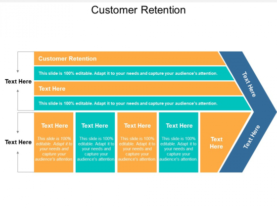 Customer Retention Ppt Powerpoint Presentation Inspiration Demonstration Cpb