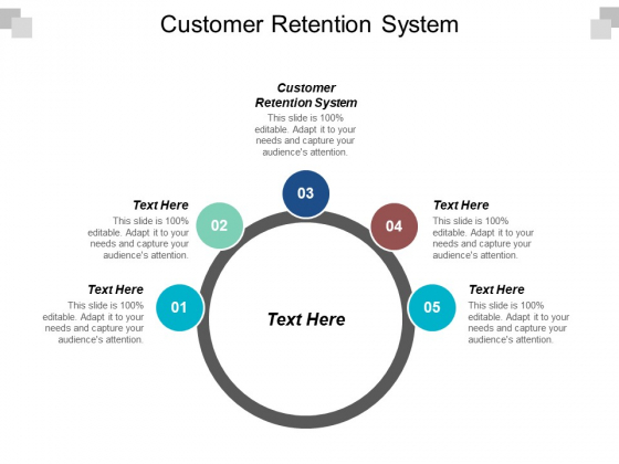 Customer Retention System Ppt PowerPoint Presentation Show Graphics Pictures Cpb