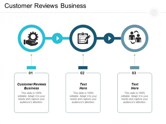 Customer Reviews Business Ppt Powerpoint Presentation Outline Layout Ideas Cpb