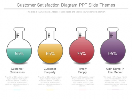 Customer Satisfaction Diagram Ppt Slide Themes - PowerPoint Templates
