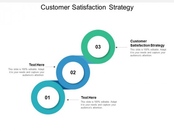 Customer Satisfaction Strategy Ppt PowerPoint Presentation Outline Layouts Cpb