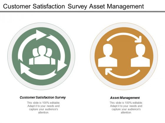 Customer Satisfaction Survey Asset Management Ppt PowerPoint Presentation Summary Samples