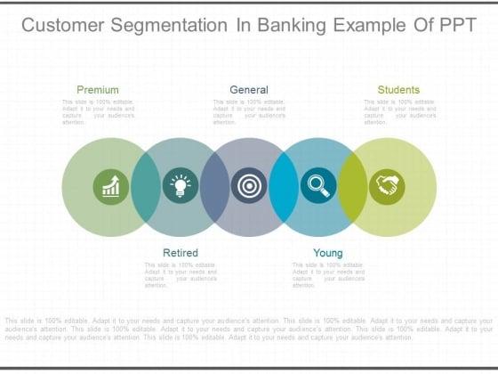 Customer Segmentation In Banking Example Of Ppt