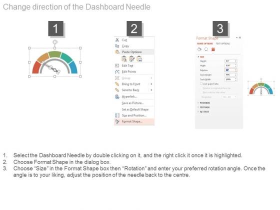 Customer_Service_Benchmarking_Dashboard_Percentage_Ppt_Slides_3