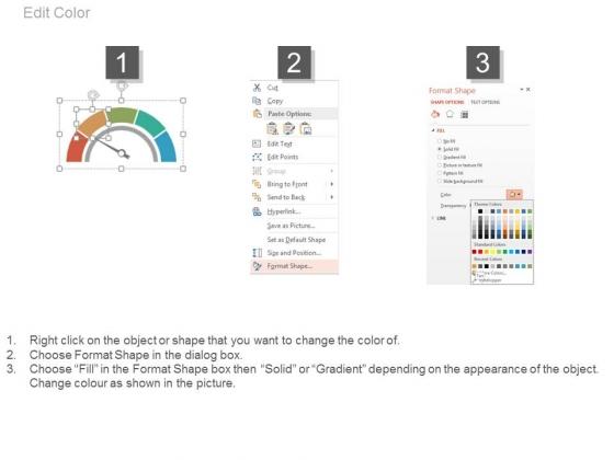 Customer_Service_Benchmarking_Dashboard_Percentage_Ppt_Slides_4
