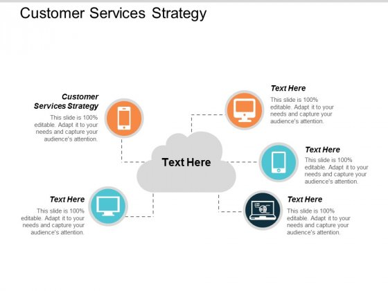 Customer Services Strategy Ppt Powerpoint Presentation Gallery Picture Cpb