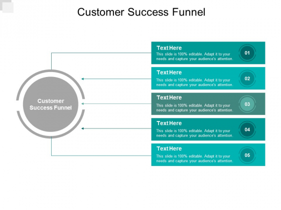 Customer Success Funnel Ppt PowerPoint Presentation Professional Ideas Cpb