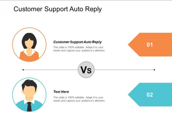 Customer Support Auto Reply Ppt PowerPoint Presentation File