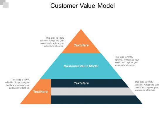 Customer Value Model Ppt PowerPoint Presentation Infographics Format Cpb