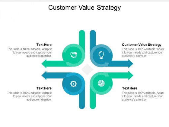 Customer Value Strategy Ppt PowerPoint Presentation File Graphics