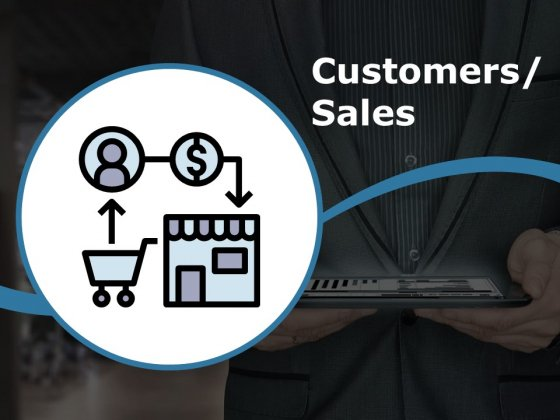 Customers Sales Ppt PowerPoint Presentation Gallery Files