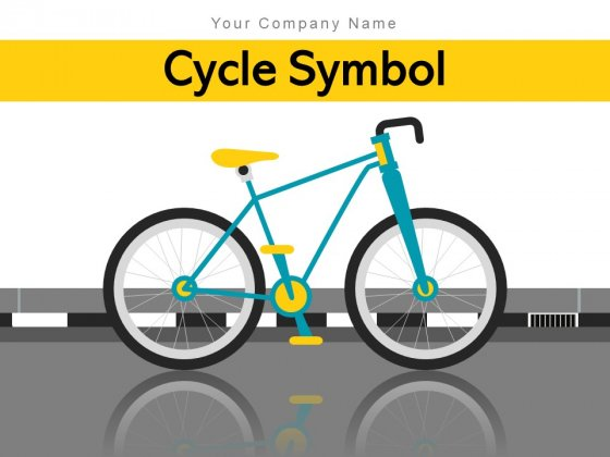 Cycle Symbol Circle Time Icon Ppt PowerPoint Presentation Complete Deck