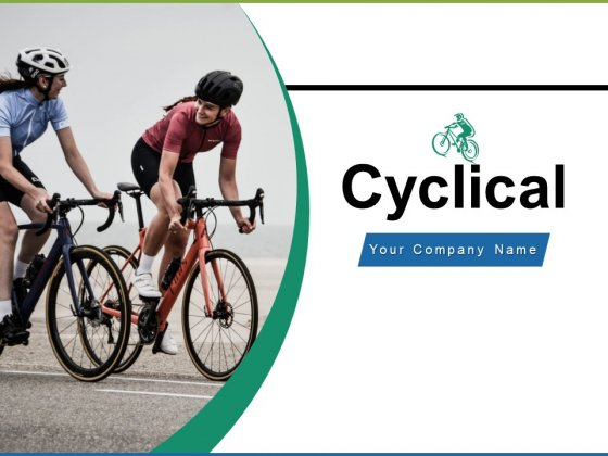 Cyclical Road Time Ppt PowerPoint Presentation Complete Deck
