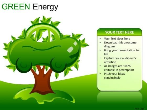 Car Green Energy PowerPoint Slides And Ppt Diagram Templates