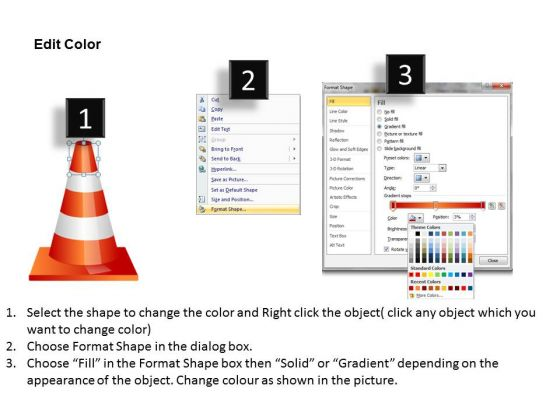 careful_traffic_cones_powerpoint_slides_and_ppt_diagram_templates_3