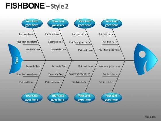 Fish bone diagrams powerpoint templates cause and effect ishikawa diagram powerpoint templates ppt slides download toneelgroepblik Images