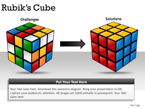 Challenges Solutions PowerPoint Slides And Ppt Diagram Templates