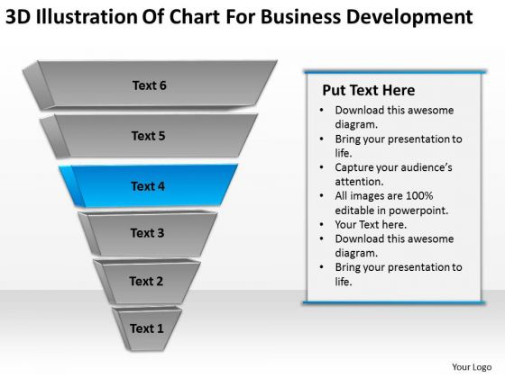 Chart For Business Development Ppt Plan Startup PowerPoint Templates