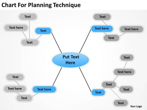 Chart For Planning Technique Ppt Business Model PowerPoint Slides