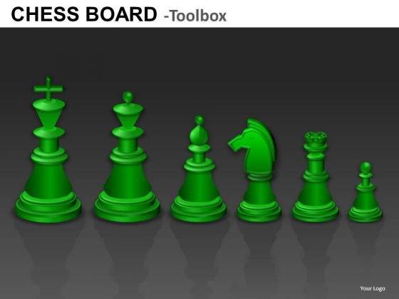 Chess Pieces Vectors