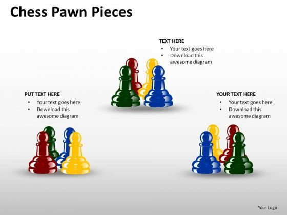 Chess Teams Teamwork PowerPoint Slides And Ppt Diagram Templates