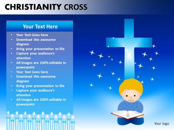 Christianity Cross Ppt 6
