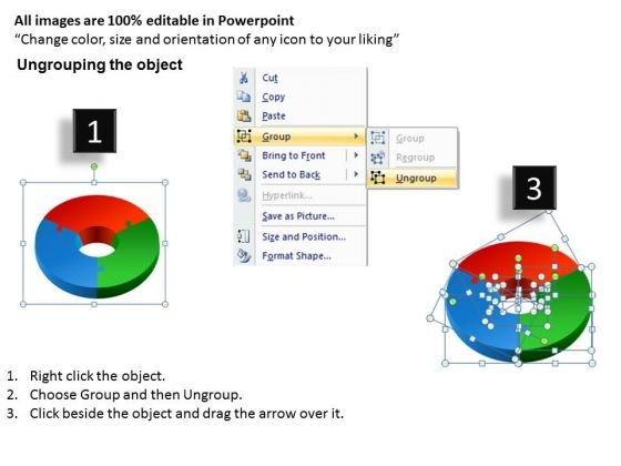 chromatic_3d_circular_puzzle_3_pieces_powerpoint_slides_and_ppt_diagram_templates_2