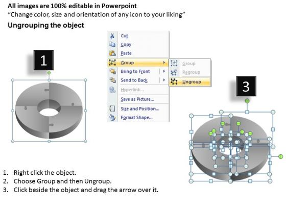 chromatic_3d_circular_puzzle_4_pieces_powerpoint_slides_and_ppt_diagram_templates_2