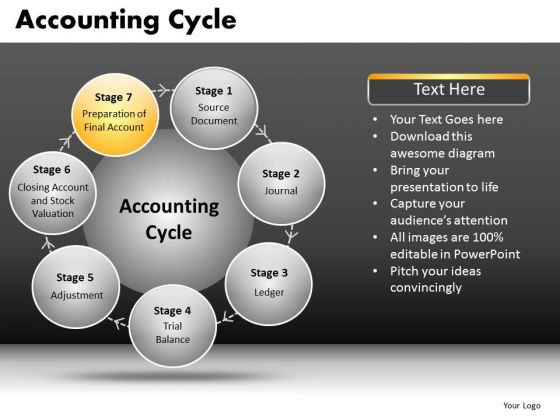 Circle Diagrams For PowerPoint Ppt Slides