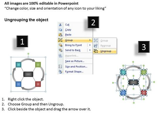 circle_process_chart_diagram_with_4_stages_powerpoint_slides_ppt_templates_2