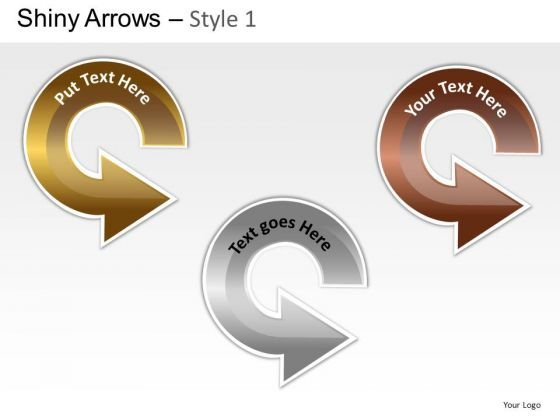 Circular Arrows 1 PowerPoint Slides And Ppt Diagram Templates