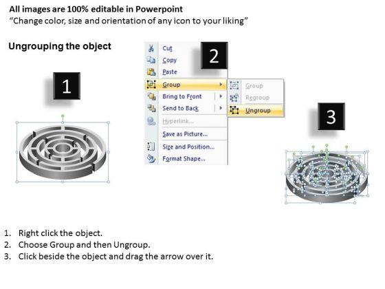 circular_labyrinth_ppt_templates_and_maze_ppt_slides_2