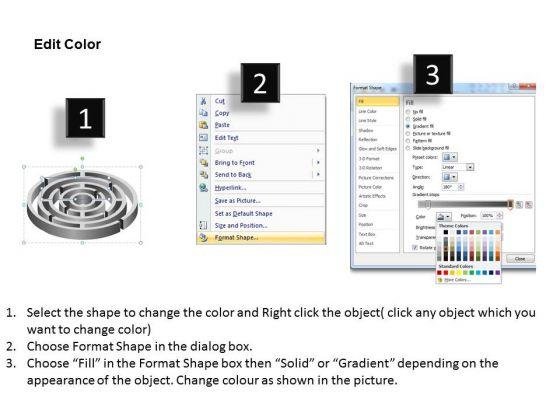 circular_labyrinth_ppt_templates_and_maze_ppt_slides_3