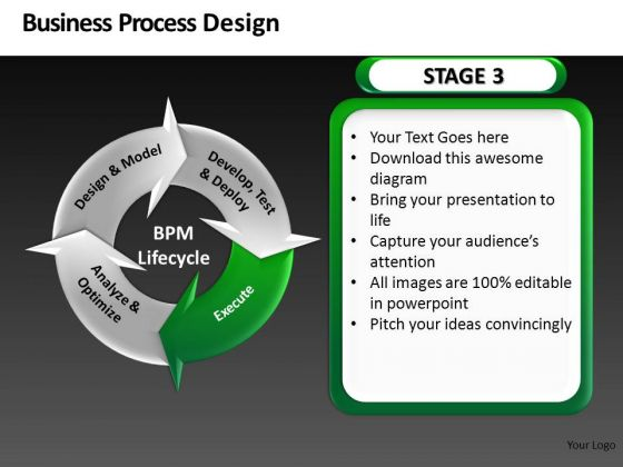Circular Process Cycle PowerPoint Templates Process Ppt Slides