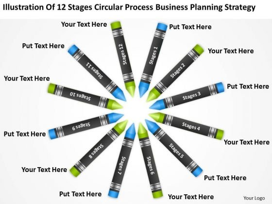 Circular Process Internet Business Strategy Ppt Law Firm Plan PowerPoint Templates