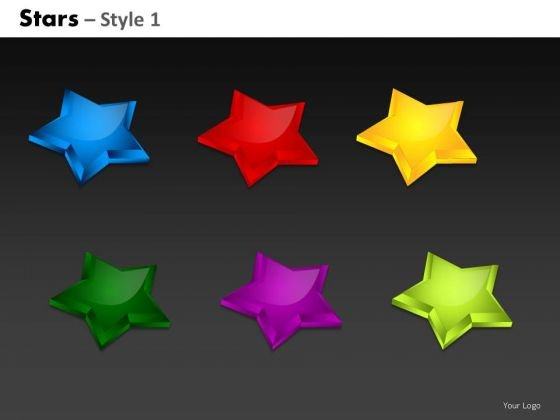 Collection Of Editable Stars PowerPoint Slides And Ppt Templates