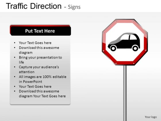 Communication Traffic Direction PowerPoint Slides And Ppt Diagram Templates