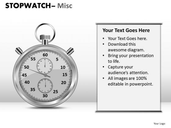 Competition Stopwatch Misc PowerPoint Slides And Ppt Diagram Templates