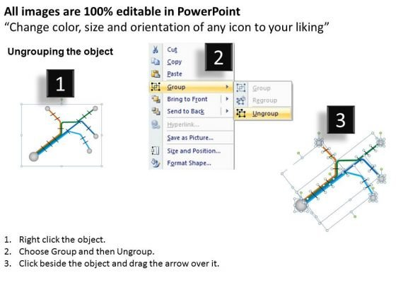 complex_path_to_follow_road_mapping_diversion_powerpoint_templates_ppt_slides_graphics_2