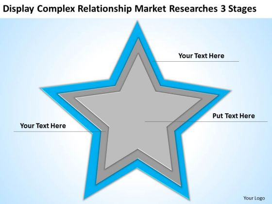 Complex Relationship Market Researches 3 Stages Ppt Nail Salon Business Plan PowerPoint Slides