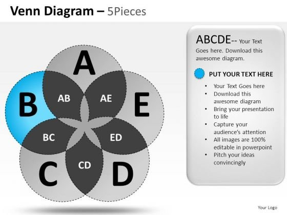 Complex Venn Diagram PowerPoint Slides And Ppt Diagram Templates